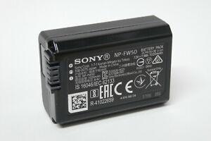 Sony original NP-FW50 Akku für Alpha 6000 usw NP FW50  DEMO bulk