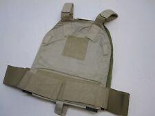 London Bridge Trading LARGE Khaki Tan LBT 6094V-L Slick VL Plate Carrier Vest