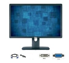 Dell HD 22 inch LCD Monitor Desktop Computer PC With cables