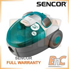 Cylinder Vacuum Cleaner Sencor SVC 511TQ 890W Full Warranty Vac Hoover Clean