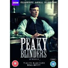 Peaky Blinders Box Set DVDs