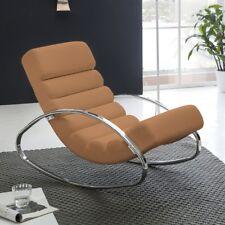 FineBuy Relaxliege Sessel Fernsehsessel Relaxsessel Schaukelstuhl Wippstuhl