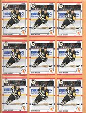 HOCKEY CARDS-NINE CARD ROOKIE LOT OF MARK RECCHI FROM 90/91 SCORE