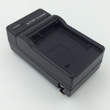 Battery Charger for PANASONIC Lumix DMC-FH24 FH25 FH27 FH2 FH5 Digital Camcorder