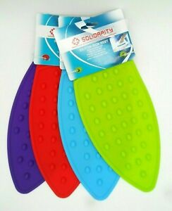 Silicone Iron Protection Pad Iron Stand Mat Rest Ironing Pad Insulation Boards