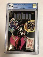 Batman Adventures: Mad Love (1994) # nn (CGC 9.6 WP)   Origin Harley Quinn