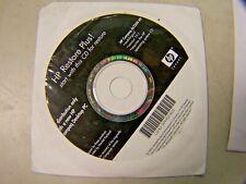 NEW HP COMPAQ dx2200 MT HP RESTORE PLUS CD VERSION 19.1