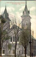 Methodist Church Front Street STRATHROY Ontario Canada 1911