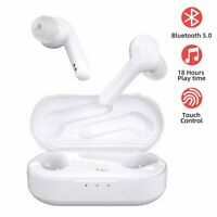 Mpow Wireless Bluetooth Earbuds Headphones HiFi Stereo Headset Noise Cancelling