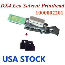 USA Stock Roland DX4 Eco Solvent Printhead with 2 Wiper Blades - 1000002201