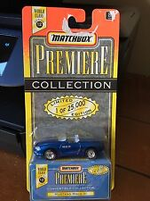 Matchbox Premiere Collection Mustang Mach 3 Blue
