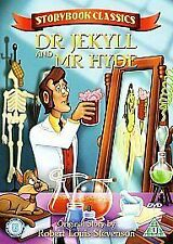 Storybook Classics - Dr Jekyll And Mr Hyde (DVD, 2006, Animated)