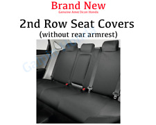 Genuine OEM Honda Civic Hatchback Second 2nd Row Seat Cover LX Sport Covers