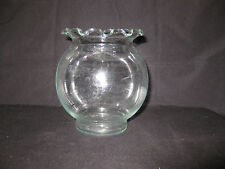 "Set Of 7 Glass Globe Candle Holder/ Table Vase Floating Candle holder, 5"" x 4"""