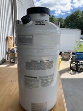 Vwr Cryopro 43l Ln2 Liquid Nitrogen Dewar Vapor Shipper V 48