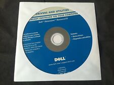 DELL Dimension E520 XP Drivers CD DVD Disc