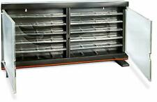 Hot Wheels Display Collection Case Rack Up To 50 Supercharged 1:64 Scale Racers