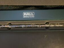 Hall crystal flute in D