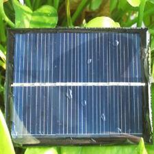 D207 6 V 0.6 W Módulo de poliéster Panel de energía solar Hazlo tú mismo Cargador Para Teléfono Batería De Juguete