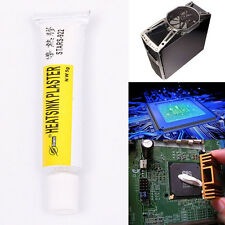 2PCS STARS-922 Thermal Pad Cooling Paste Glue Silicone adhesive for heat sink