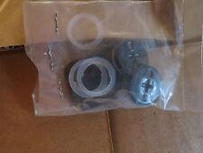 NOS OEM NAVA Visor Screw Kit 3 pack Helmet Replacement Parts Visor Clips Black