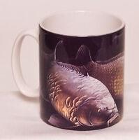 Cautious Carp personalised Mug carp fishing