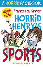 A Horrid Factbook: Horrid Henry Sports, Simon, Francesca, New Book