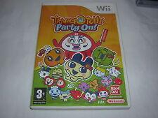 NINTENDO WII Tamagotchi Party On !