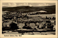 Tambach Dietharz Thüringer Wald alte DDR Postkarte 1956 gelaufen Gesamtansicht