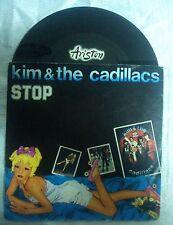 45 GIRI KIM E THE CADILLACS STOP I GOT A FEELING ARISTON 1979 VG/VG
