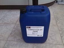 Tanica Fusto Fustino Secchio 20 litri olio lubrificante Elf 10w40 semi-sintetico