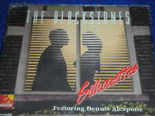 sealed CD THE BLACKSTONES dennis alcapone SILHOUETTES
