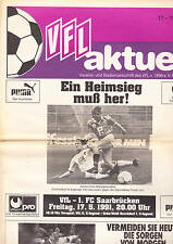 II BL 90/91 VfL Osnabrück - 1. FC Saarbrücken, 17.05.1991