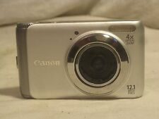 parts / repair Canon 12.1 4x digital camera as-is Powershot a3100 IS