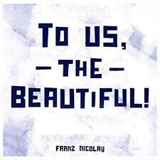 to US The 5060091555167 by Franz Nicolay CD
