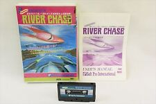 MSX RIVER CHASE Msx Cassette Tape Import Japan Game 25121 msx