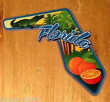 FLORIDA USA Staaten oldschool Aufkleber vintage Sticker Auto Hotrod Decal Pinup