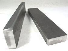 "LONG 10 Ton Shop GROUND STEEL H-Frame Arbor PRESS PLATES 3/4"" x 2"" x 8-1/2"" Bars"