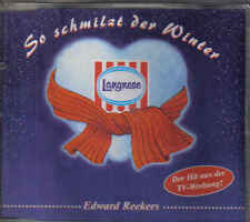 Edward Reekers-So Schmilzt Der Winter cd maxi single