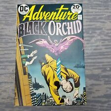 Black Orchid Vol. 39 #430 The Anger of the Black Orchid DC Adventure Comics 1973