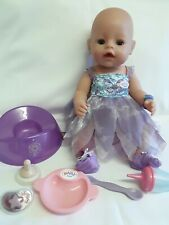 Zapf Baby Born Drink Wet Doll 2013 Outfit & Accessories
