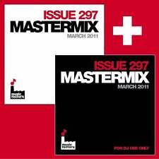 Mastermix Issue 297 Twin DJ CD Set Mixes ft Ireland Rocks & Bon Jovi Megamixes