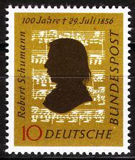 Bund 234 **, 100. Todestag Robert Schumann
