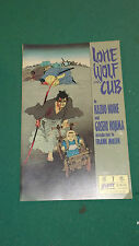 First Publishing - Lone Wolf & Cub # 7 -  1987 OOP
