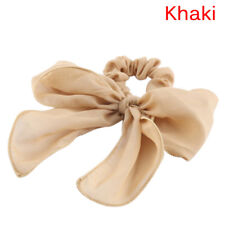HighCute Girls Women Big Bow Hair Tie Rope Scrunchie Ponytail Holder Headband  O