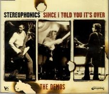 STEREOPHONICS Since I told you its over THE DEMOS  3 TRACK CD   NEW - NOT SEALED