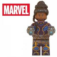 Shuri Black Panther Avengers Endgame Marvel Figure Custom For Lego Minifig 57