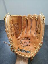 "Gant de baseball  marque WILSON  A2791 12"" Tom Glavine  pour gaucher vintage"