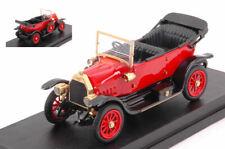 Model Car vintage diecast rio Fiat Zero Cabrio Scale 1:43 vehicles Coche