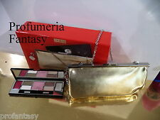 PUPA MAKE UP KIT ROYAL PUPA BAG CUBO ORO TROUSSE BORSA DA SERA CON PALETTE TRUCC